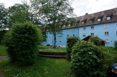 Objekt Kapitalanlage - vermietete 2-Zimmer-Wohnung in Friedrichshafen ....
