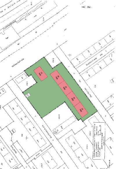 Objekt  Kapitalanlage - vermietete 3-Zimmer-Wohnung Hauffstraße 61 in Friedrichshafen ....