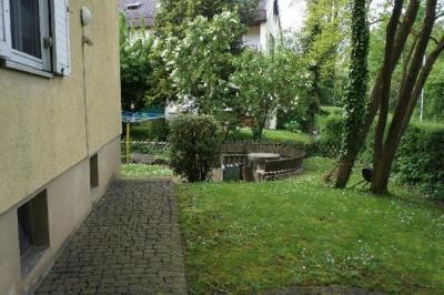Objekt Renovierungsbedürftige 2-Zimmer-Wohnung und 4 Stellplätze in Friedrichshafen ....