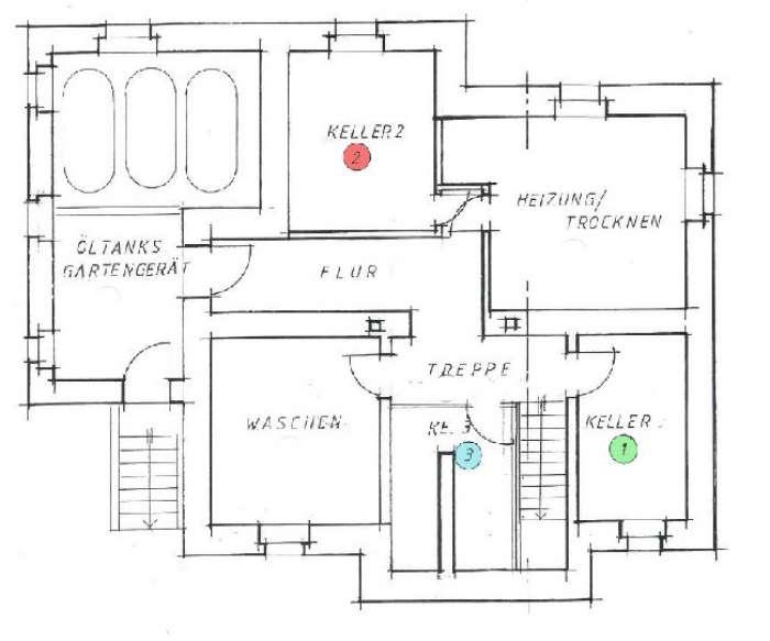 Objekt Mehrfamilienhaus-Villa mit 3 Wohneinheiten